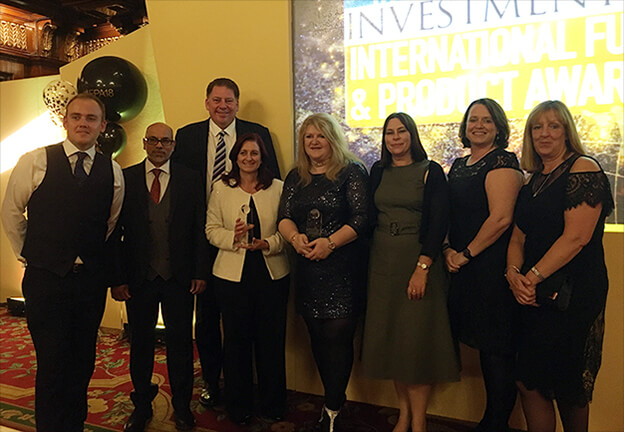 RL360 won Best International Life Group (Non-UK) at last night's International Fund and Product Awards.